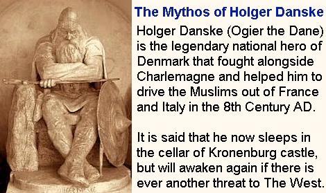 Holger Danske Mythos
